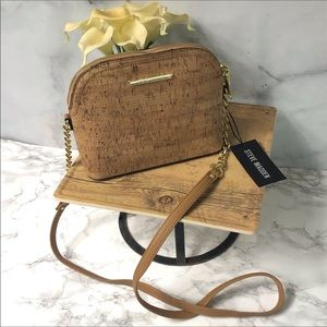 🆕 Steve Madden Cork Crossbody Bag BMarylin
